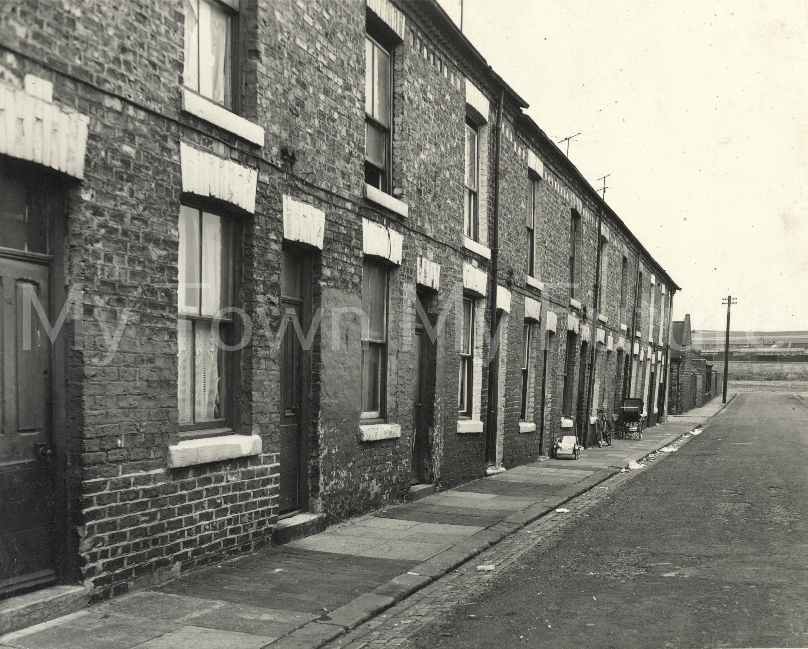 Spencer Street, Newport, Middlesbrough