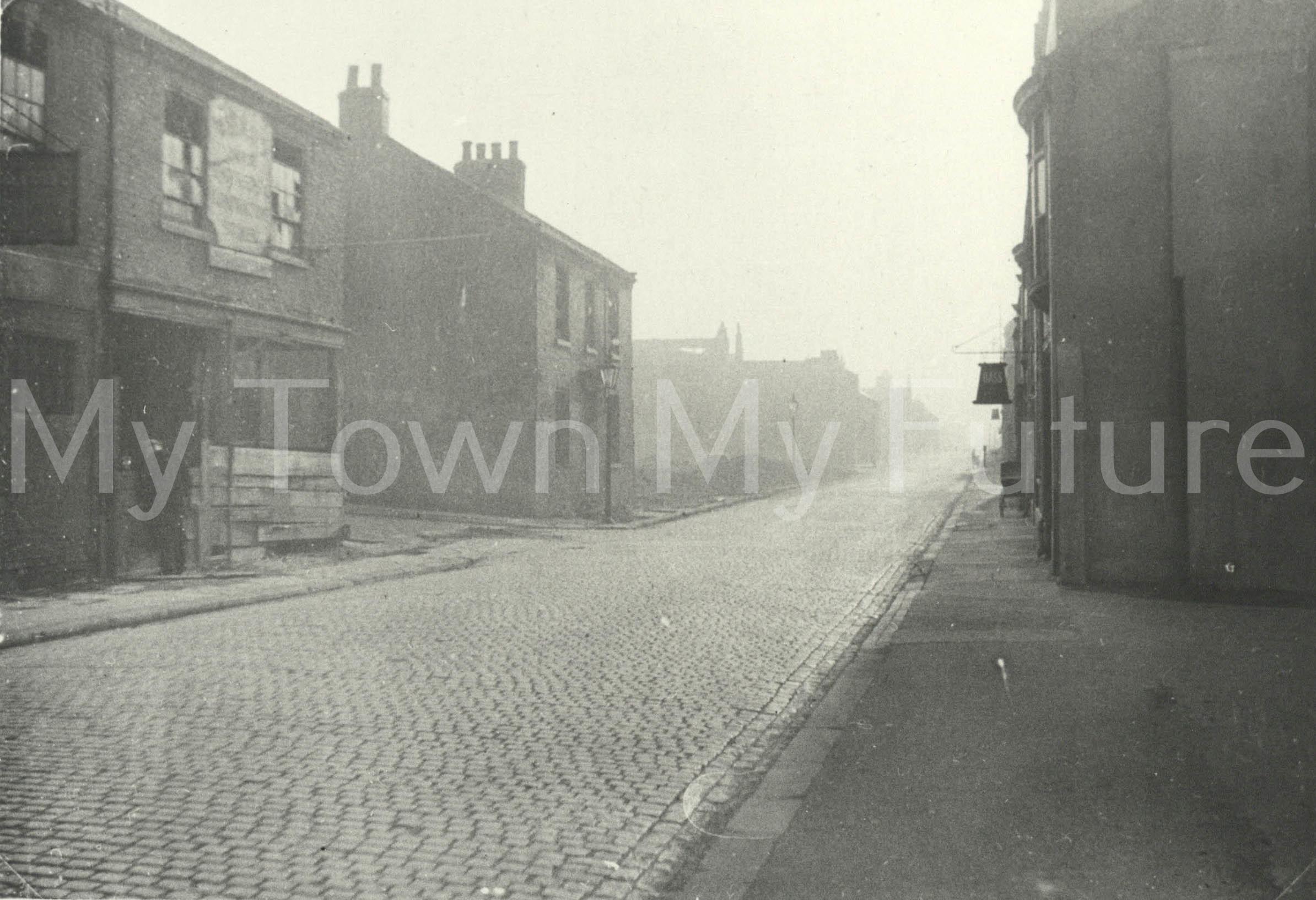 Stockton Street, Middlesbrough (1955)