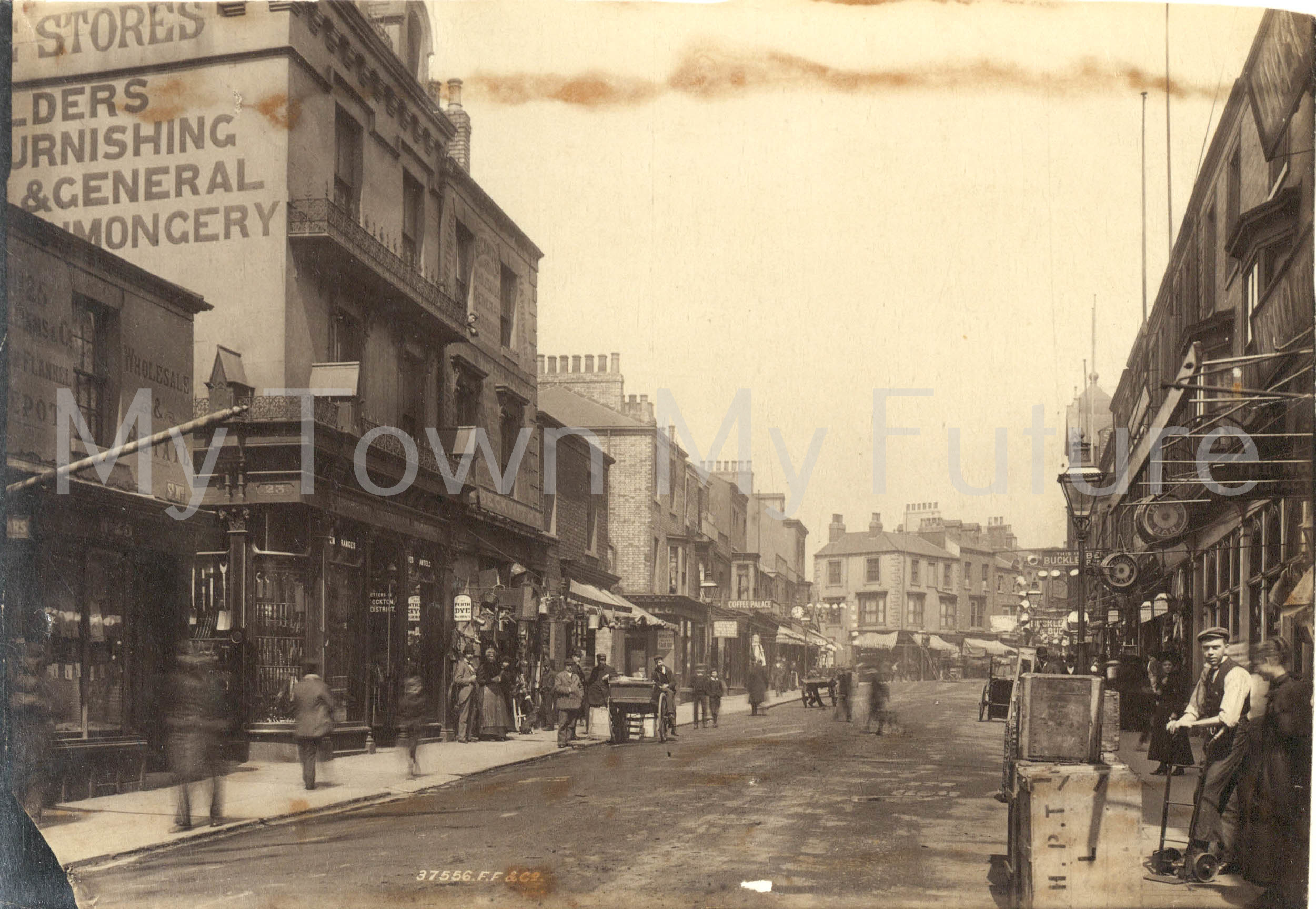 Sussex Street, Middlesbrough