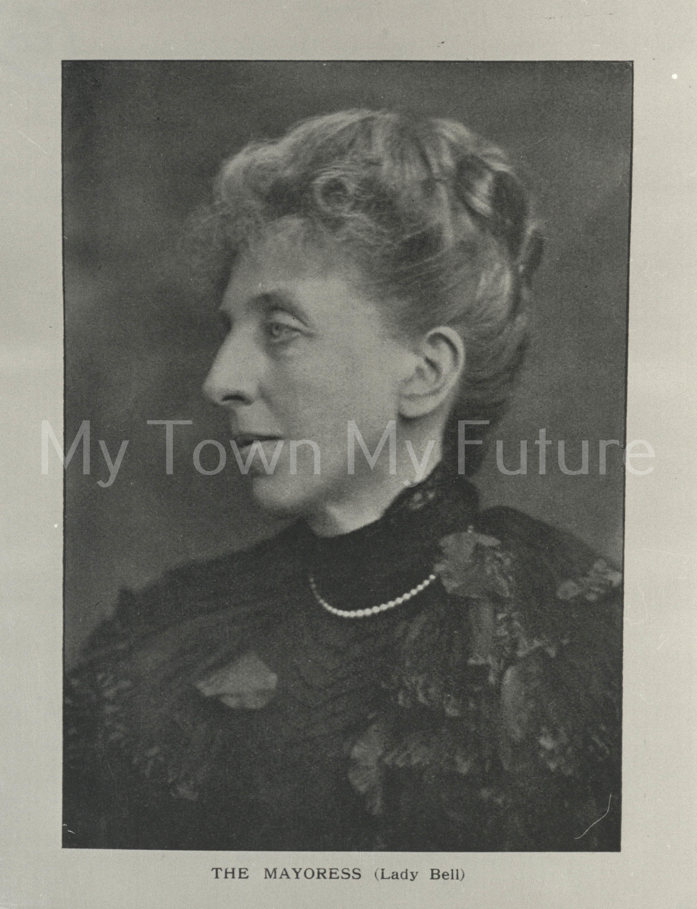 Lady Florence Bell