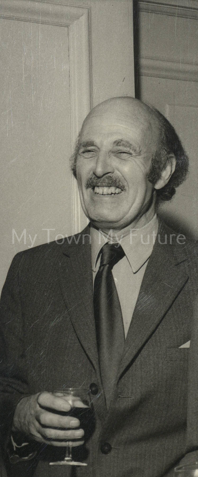 Mr Bill Ainsworth, Director of Teesside Chamber of Commerce (Sept 1972)