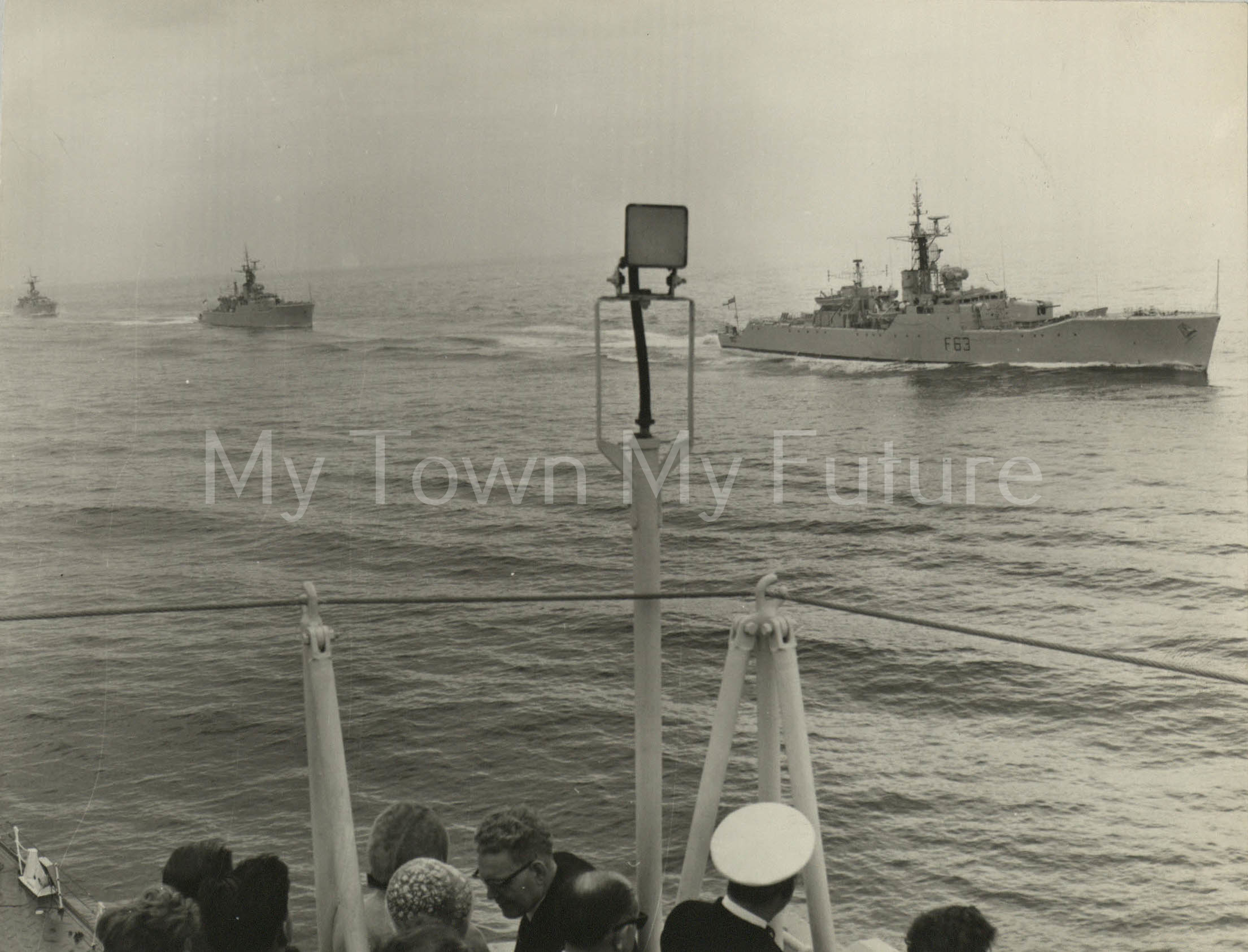 Navy Visit to Tees