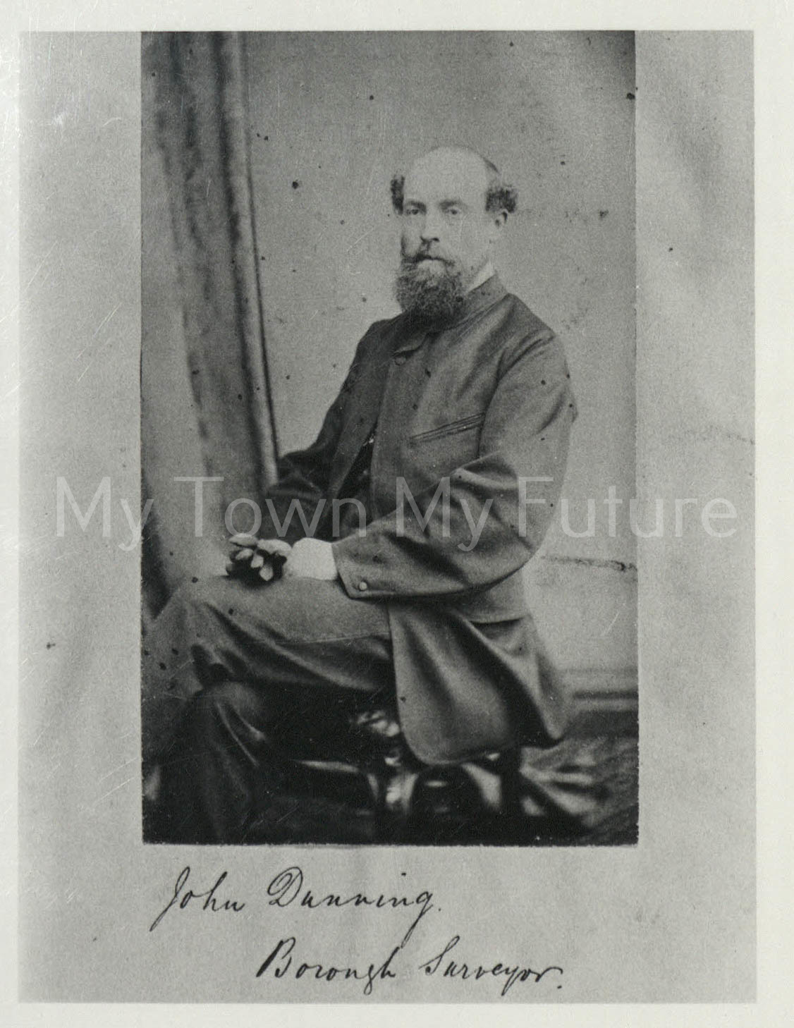John Dunning, Borough Surveyor