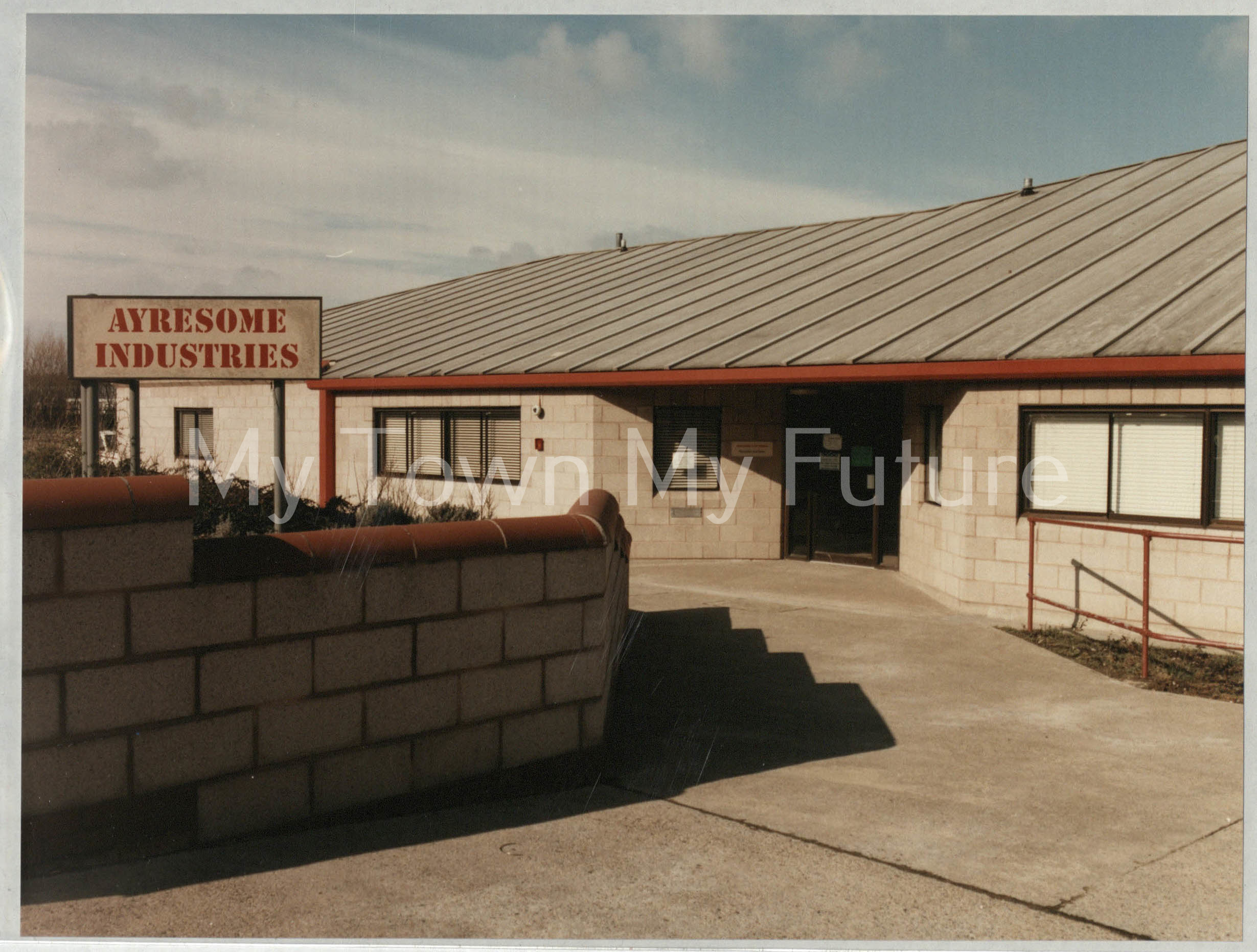 Ayresome Workshops, 1988, Department of Planning - Cleveland County Council