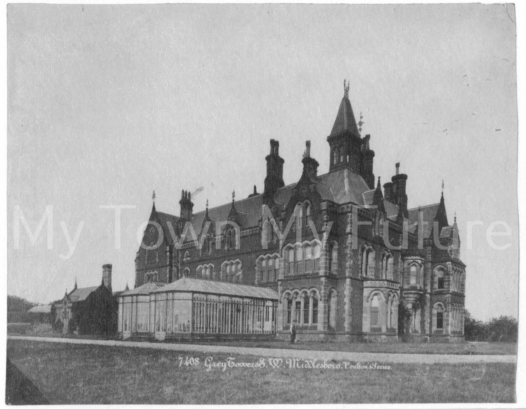 Nunthorpe, Grey Towers