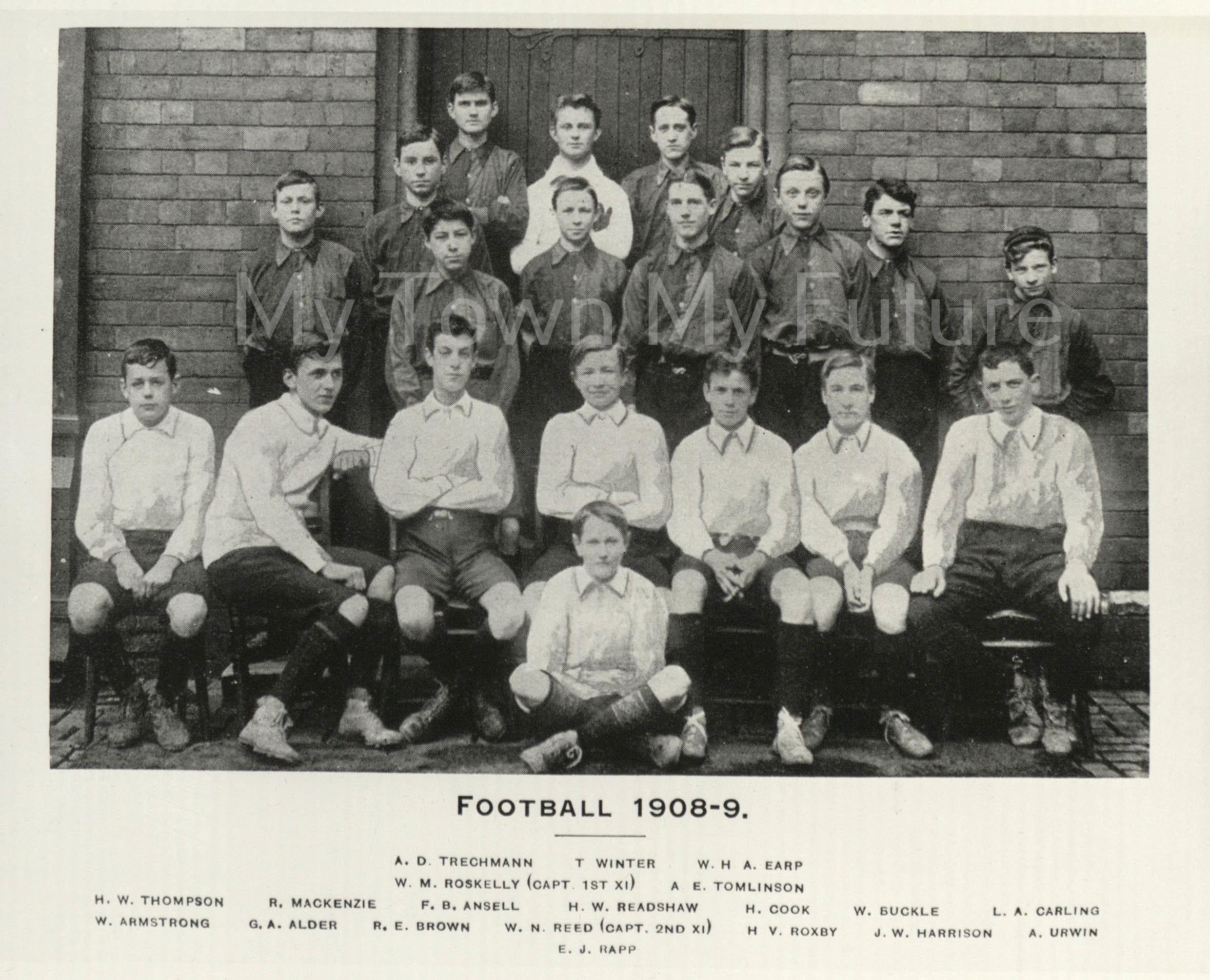 Middlesbrough High School Football Team