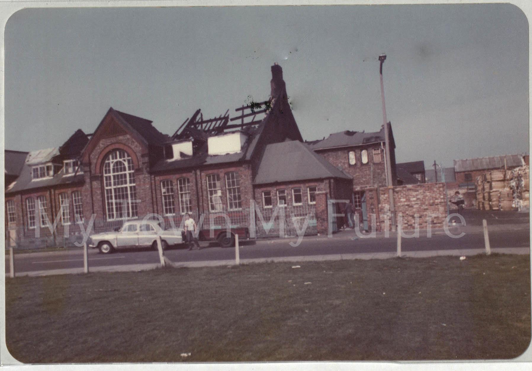Newport School Victoria Street