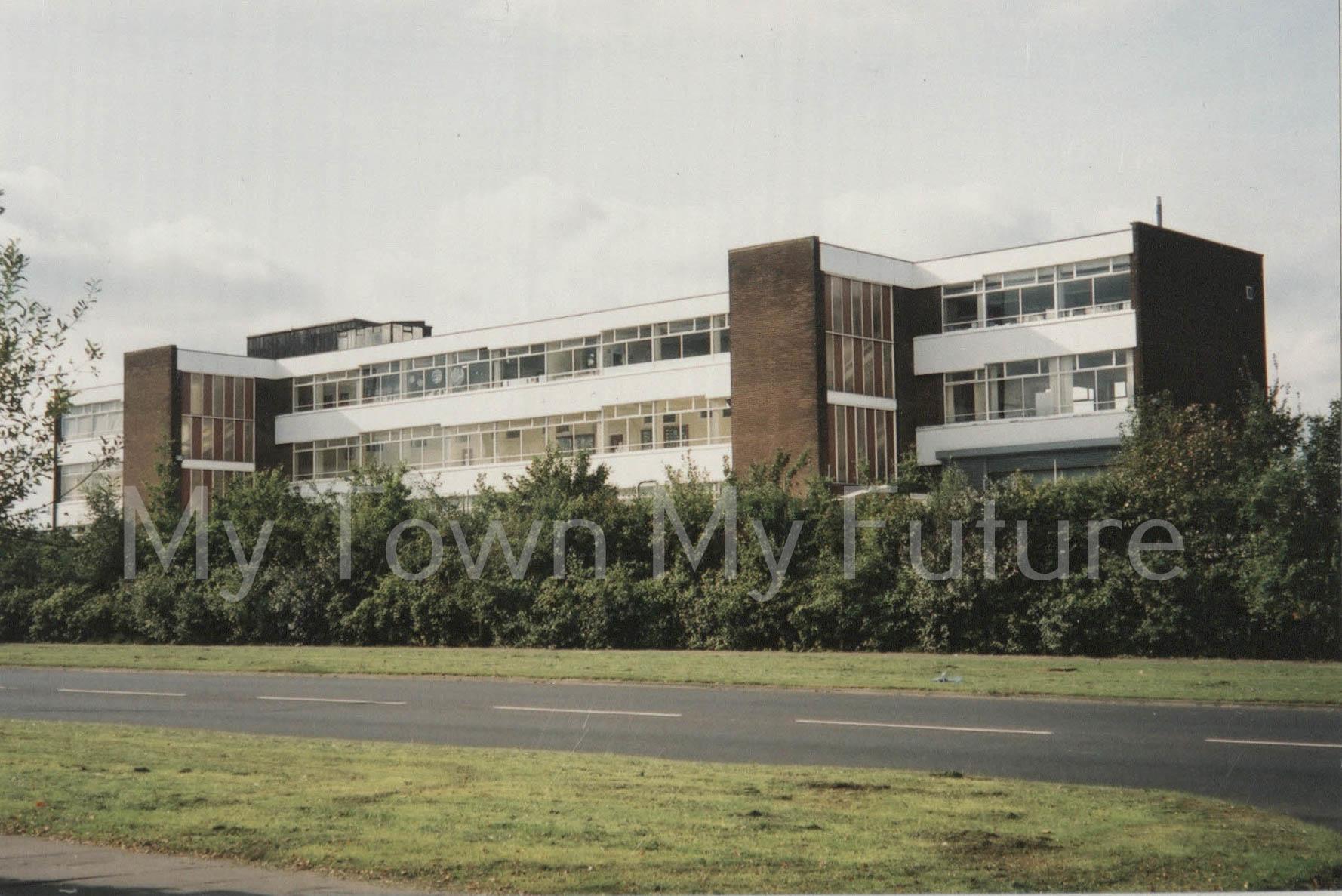 St Anthony's RC Secondary School School
