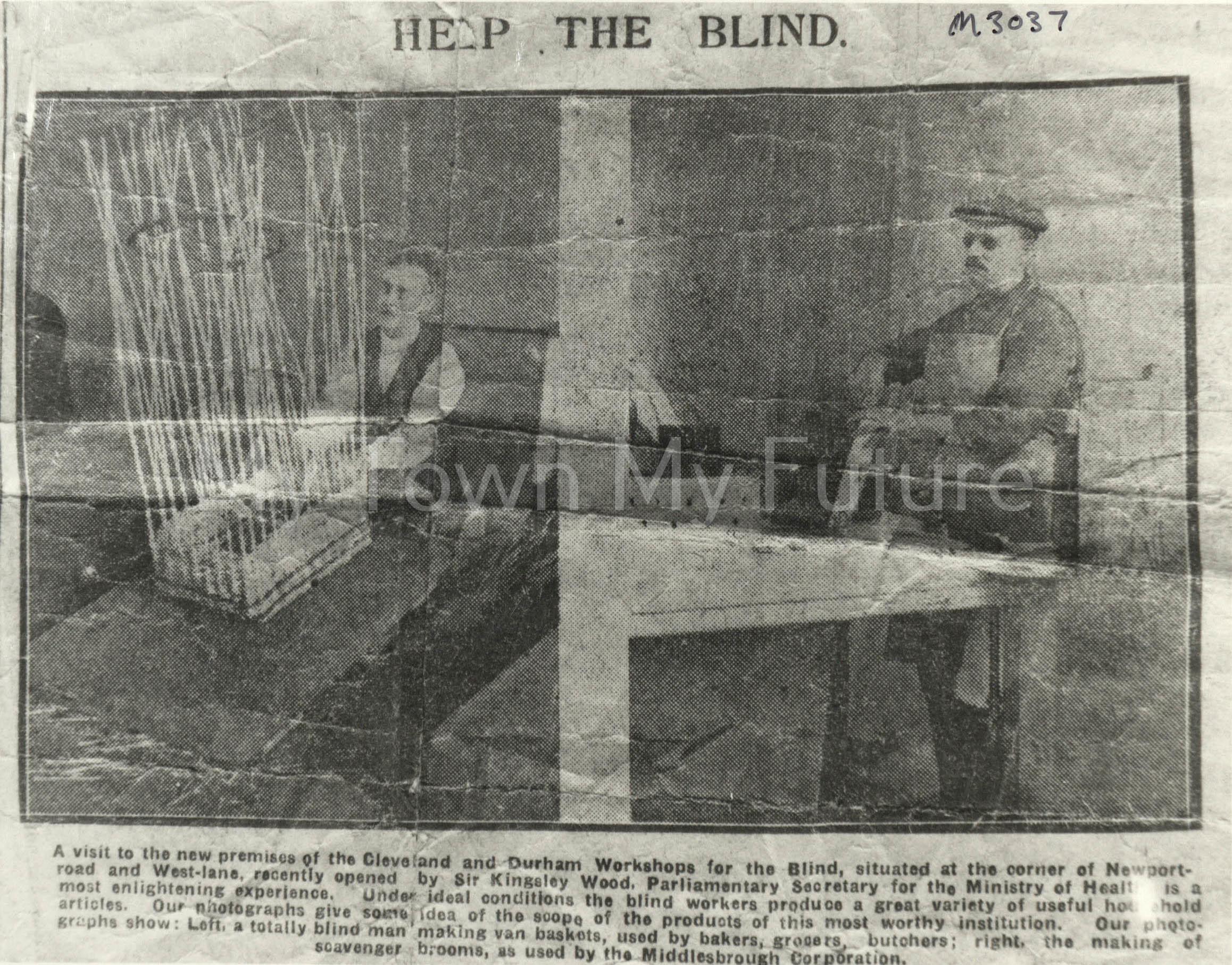 Cleveland & Durham Workshops For The Blind