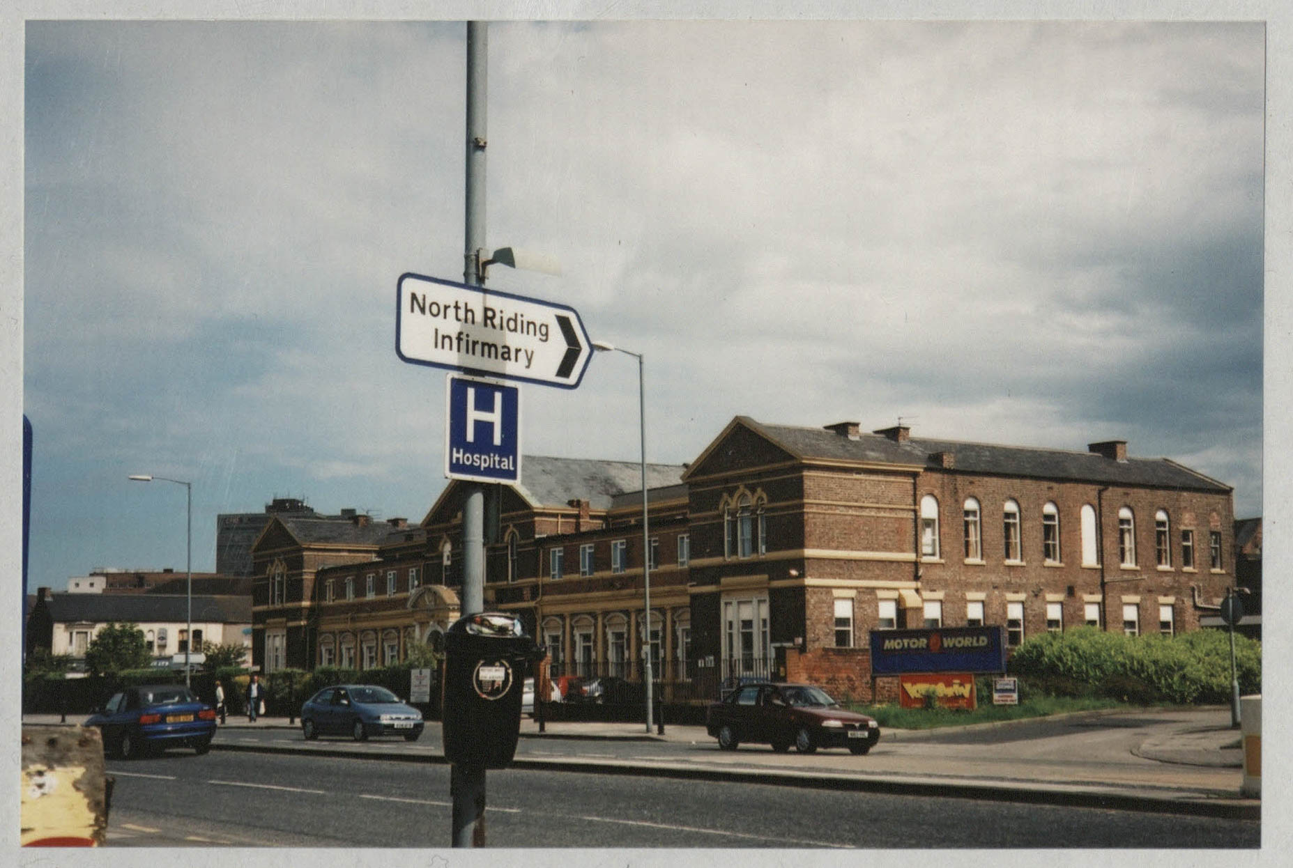 Middlesbrough North Riding Infirmary_2003__