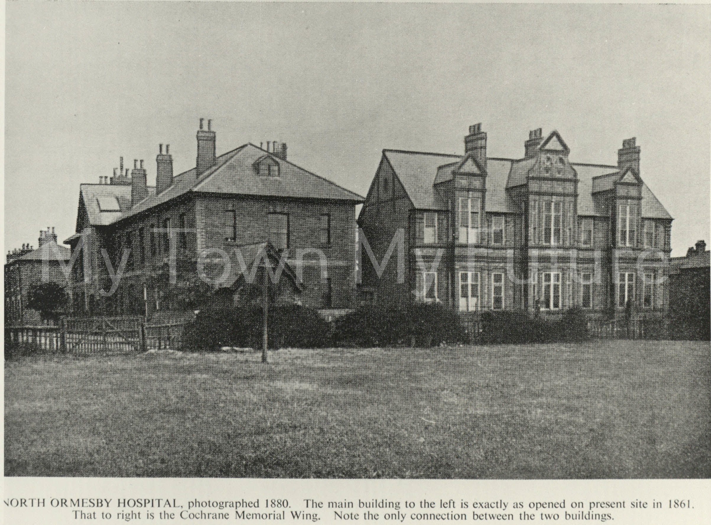 North Ormesby Cottage Hospital