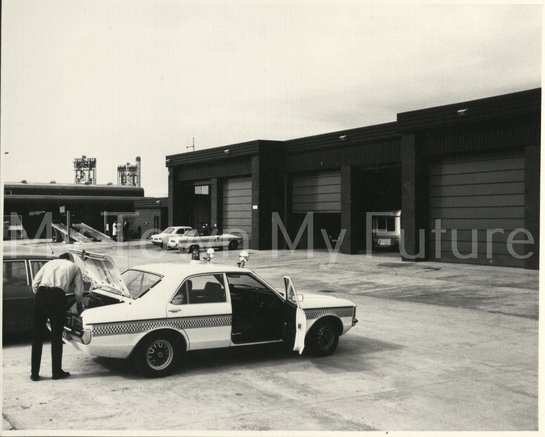 Police Garage Cannon Park