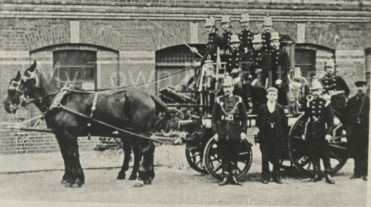 Middlesbrough Fire Brigade