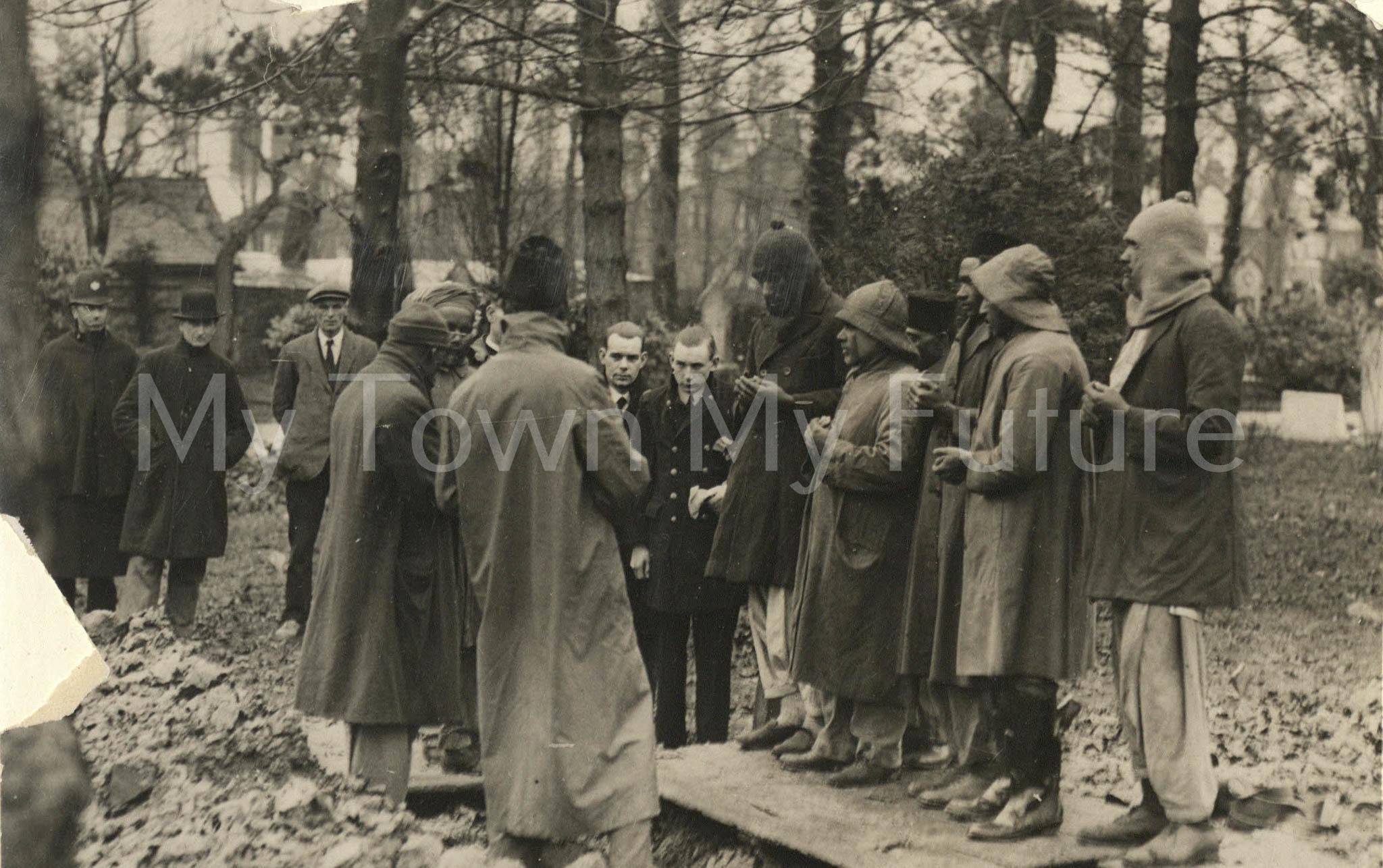Linthorpe Cemetery Muslim Funeral