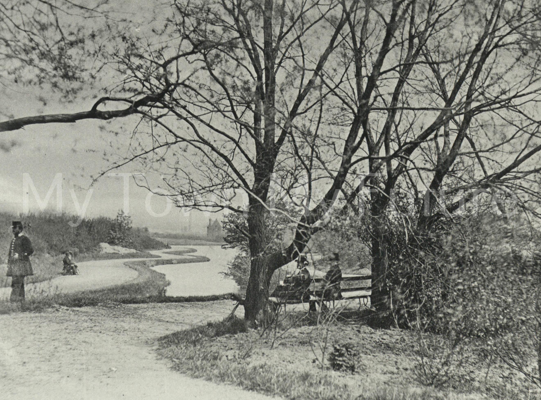 Albert Park, 1868