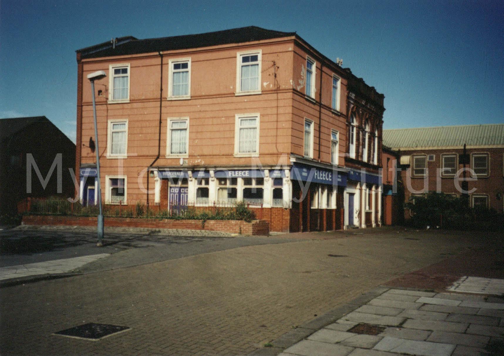 Fleece Inn - South Street - Corner of Sussex Street, 17th June 1999, Paul Stephenson