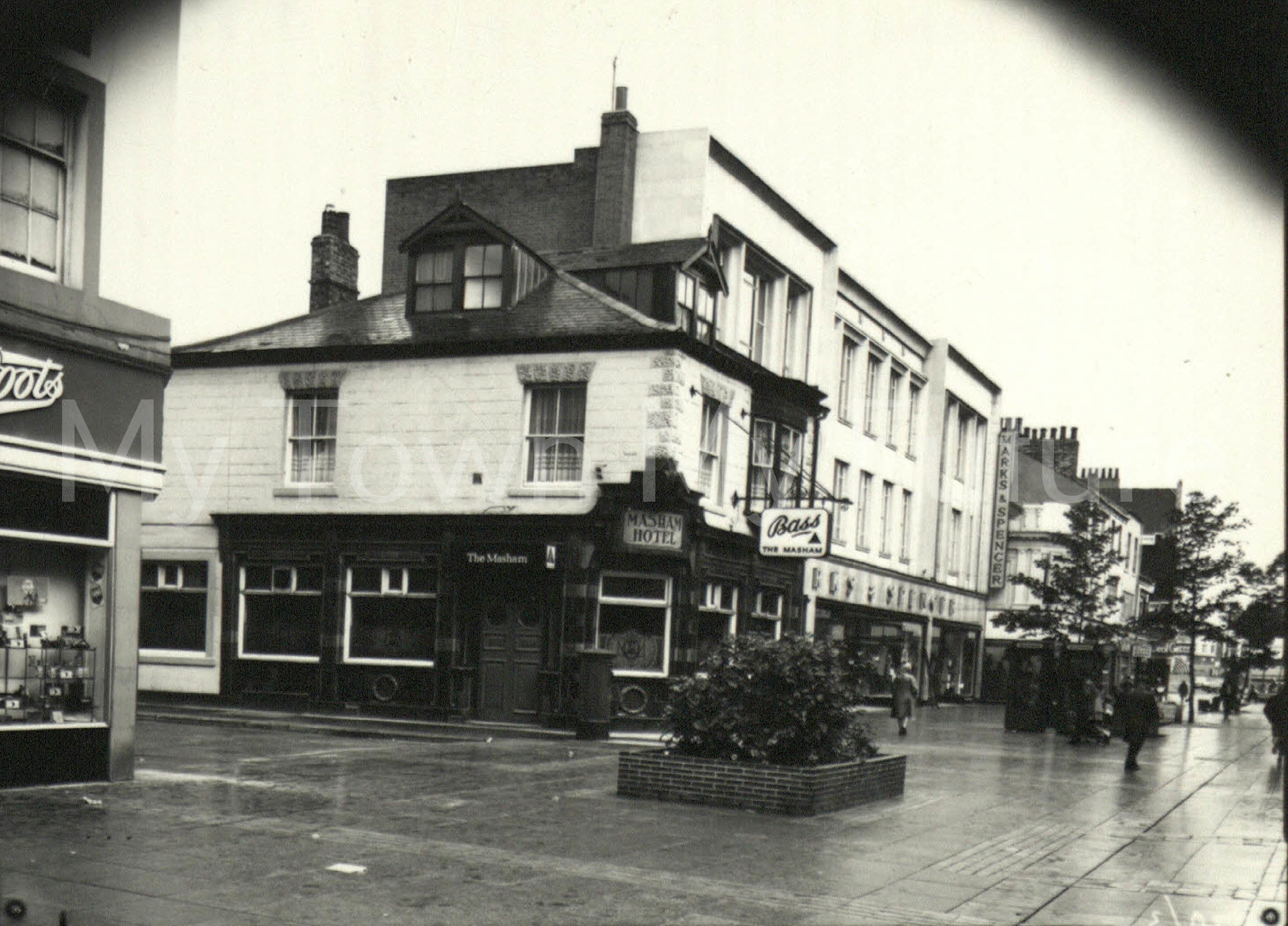 The Masham Hotel, 13 May 1871, Corner of Vaughan St & Linthorpe Rd, 1st opened in 1865 as The Albion House - Closed 3 Jan 1995, Grade II