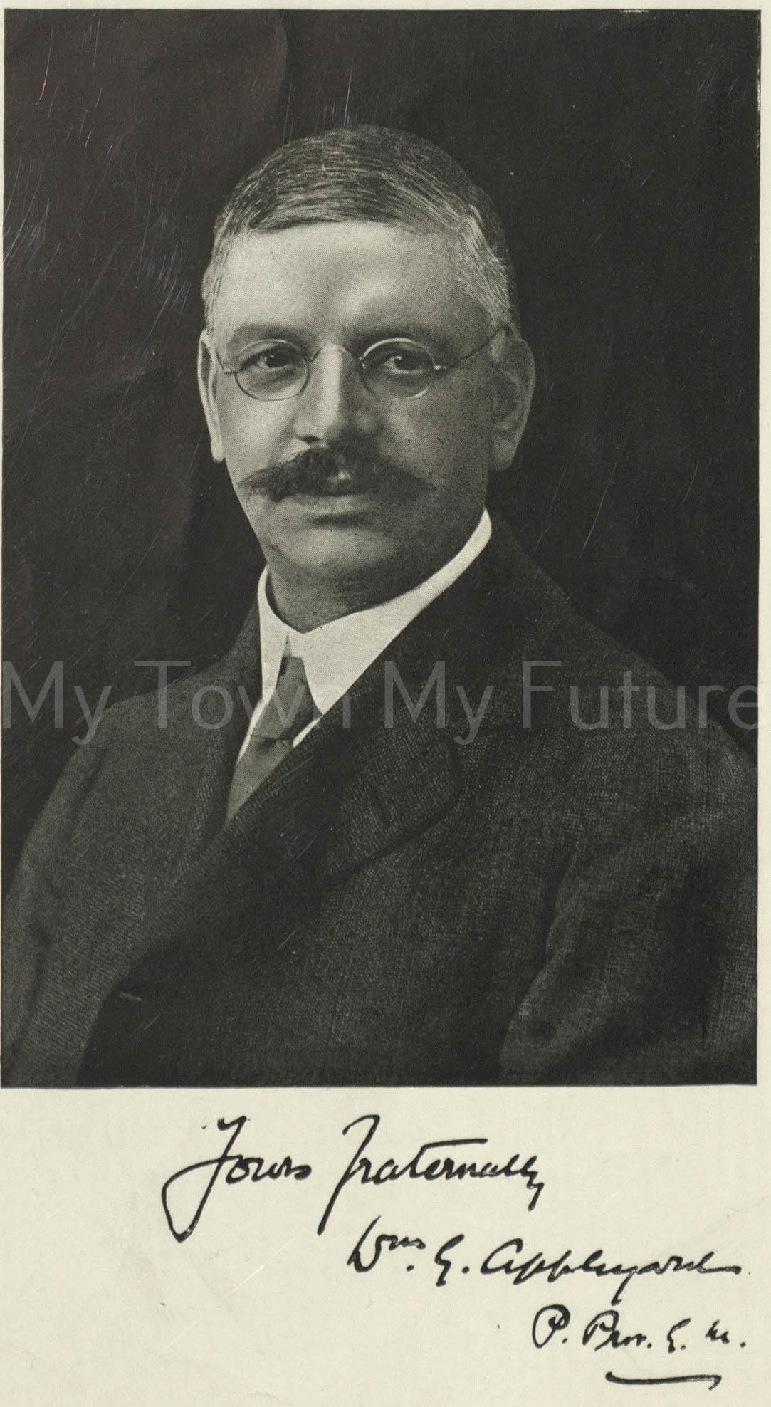 Mr W G Appleyard