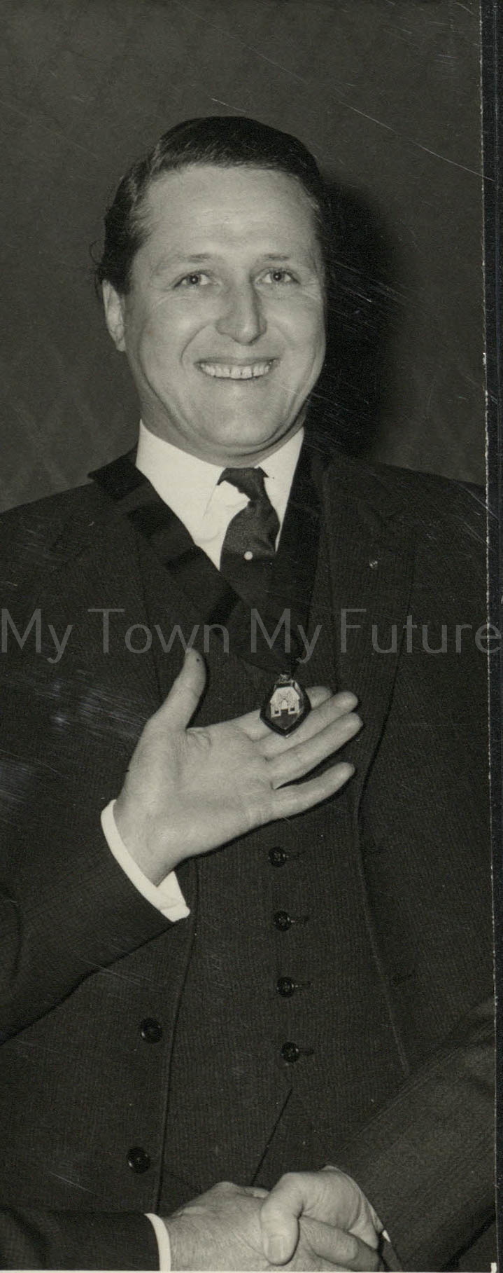 Councillor Hylton Armstrong, Guisboro UDC 1968