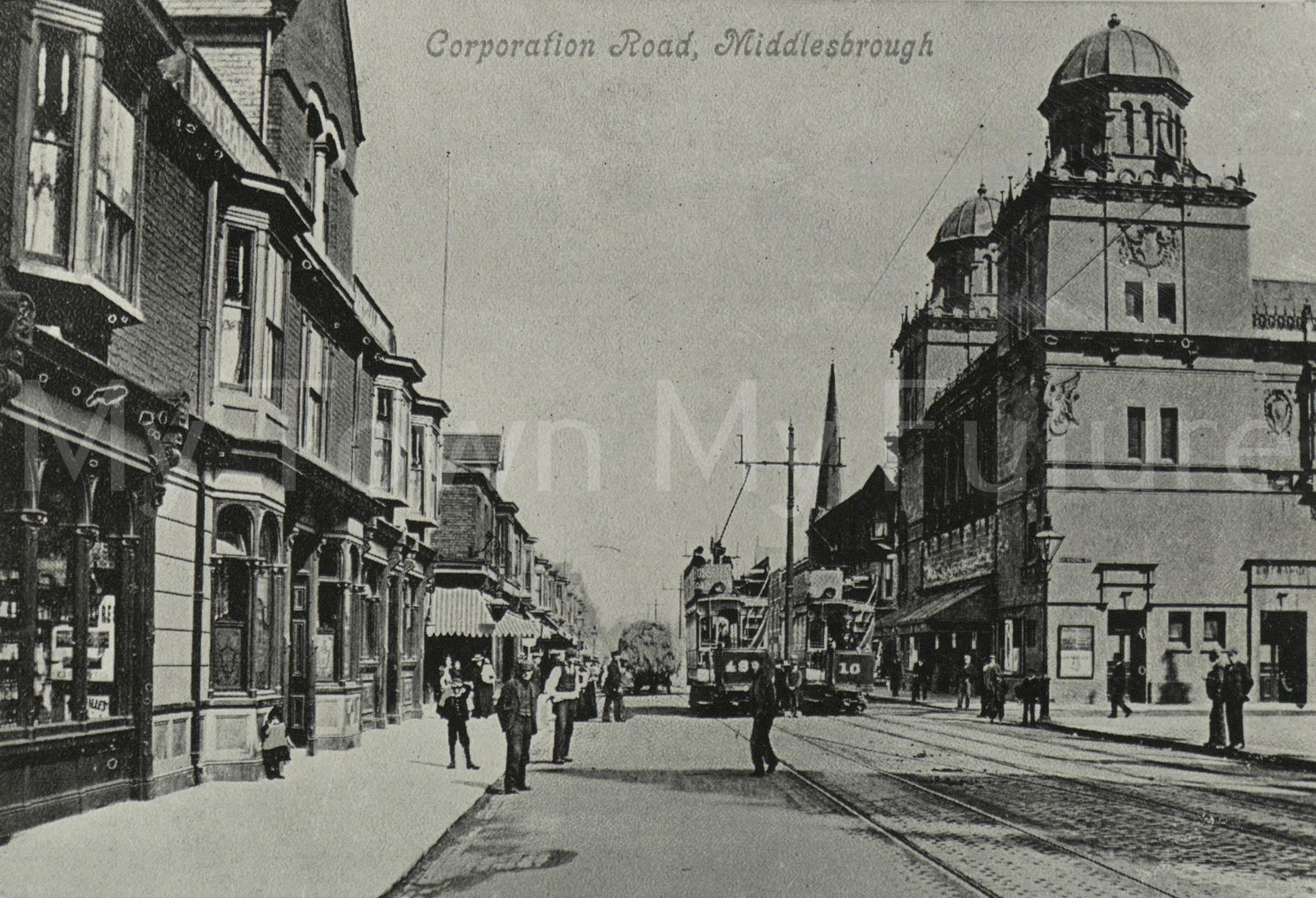 Corporation Road,Empire Music Hall