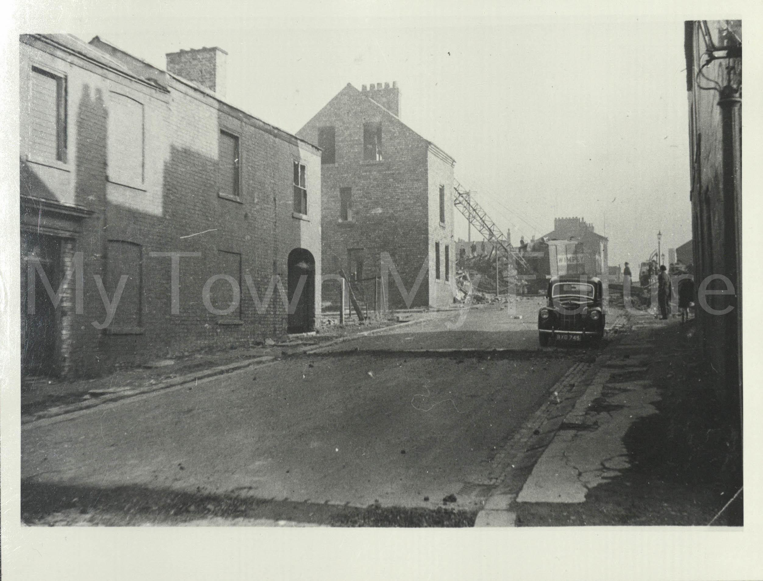 Dacre Street