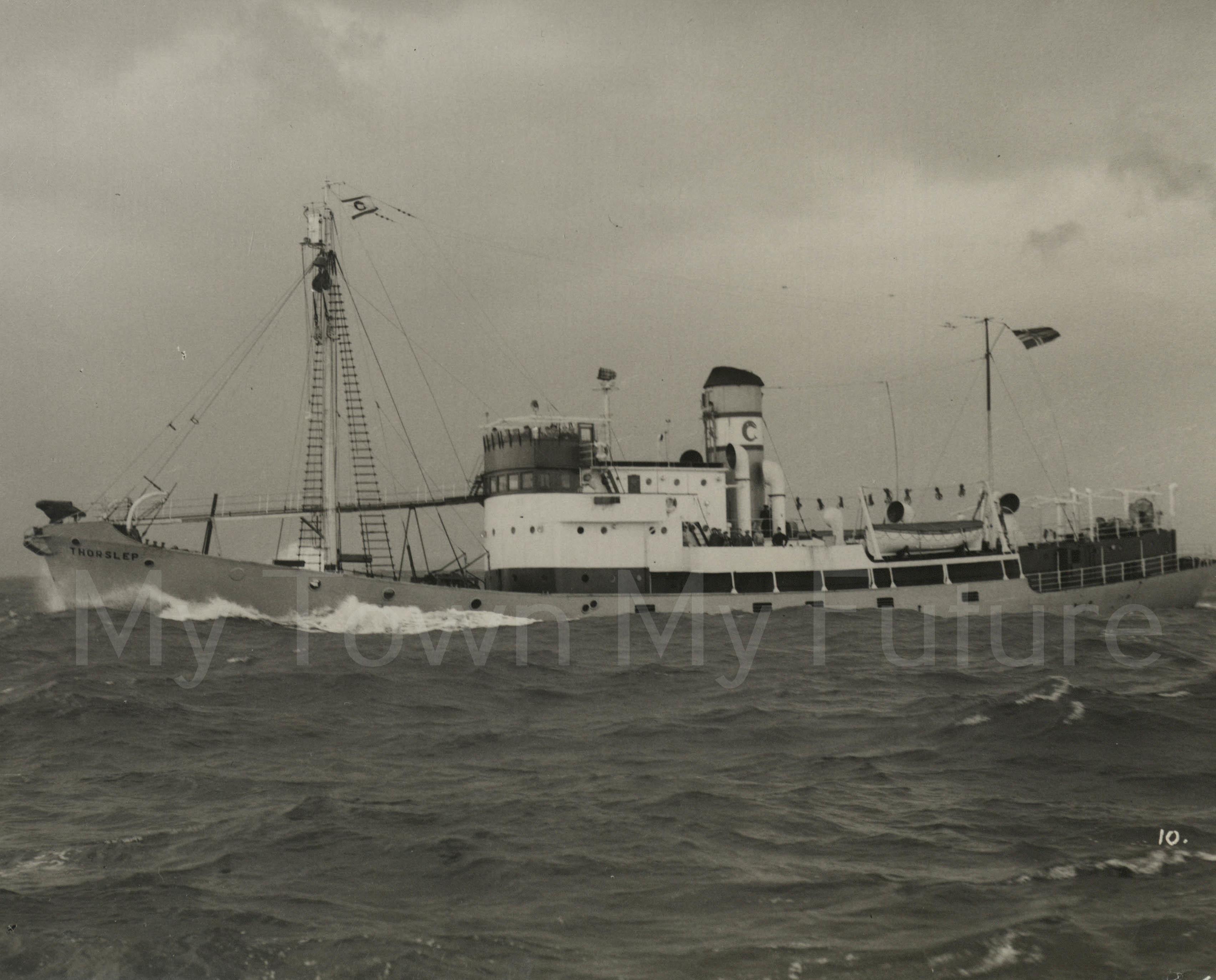 Smith's Dock Ships - Thorstep