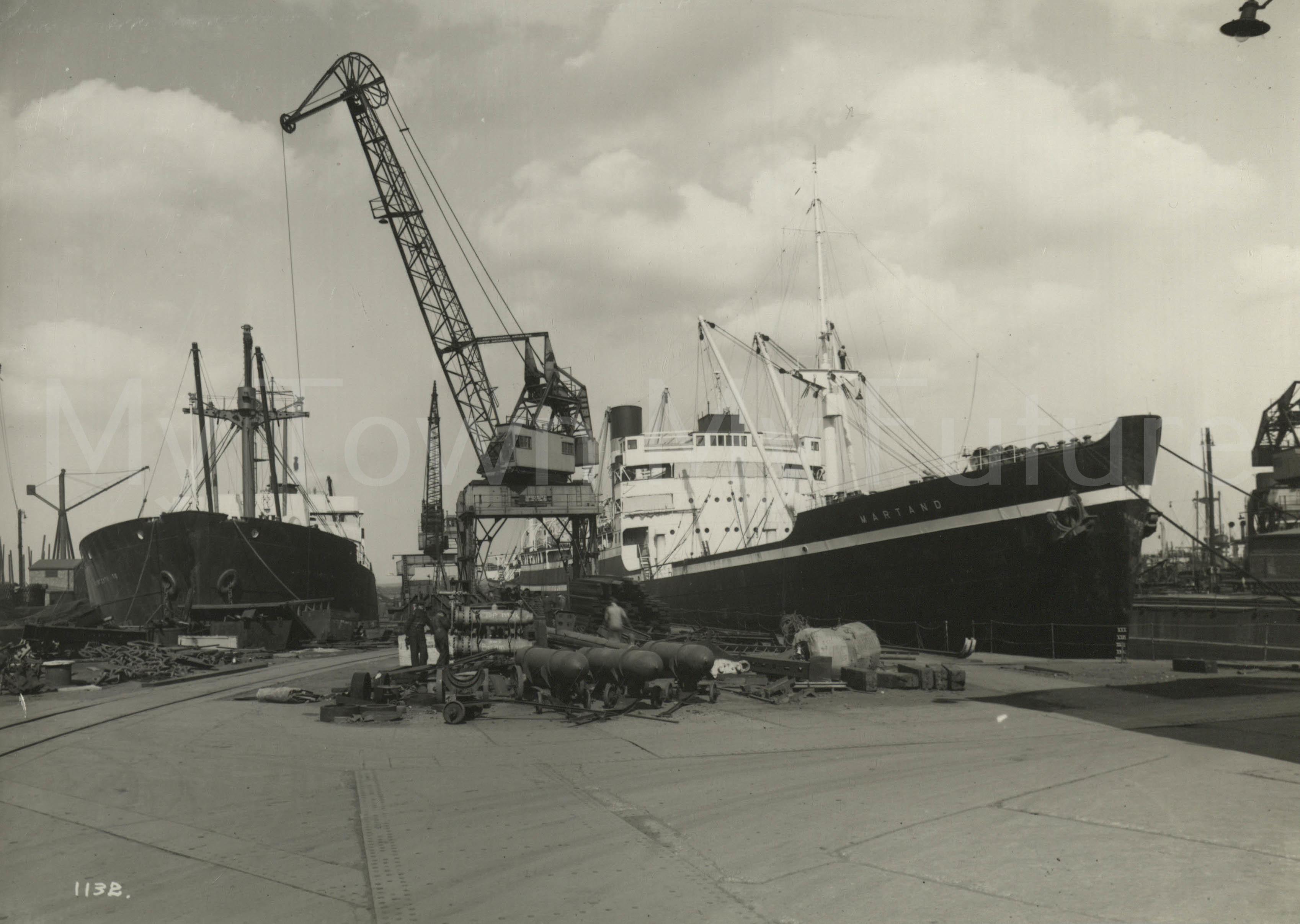 Smith's Dock Ships - Martand