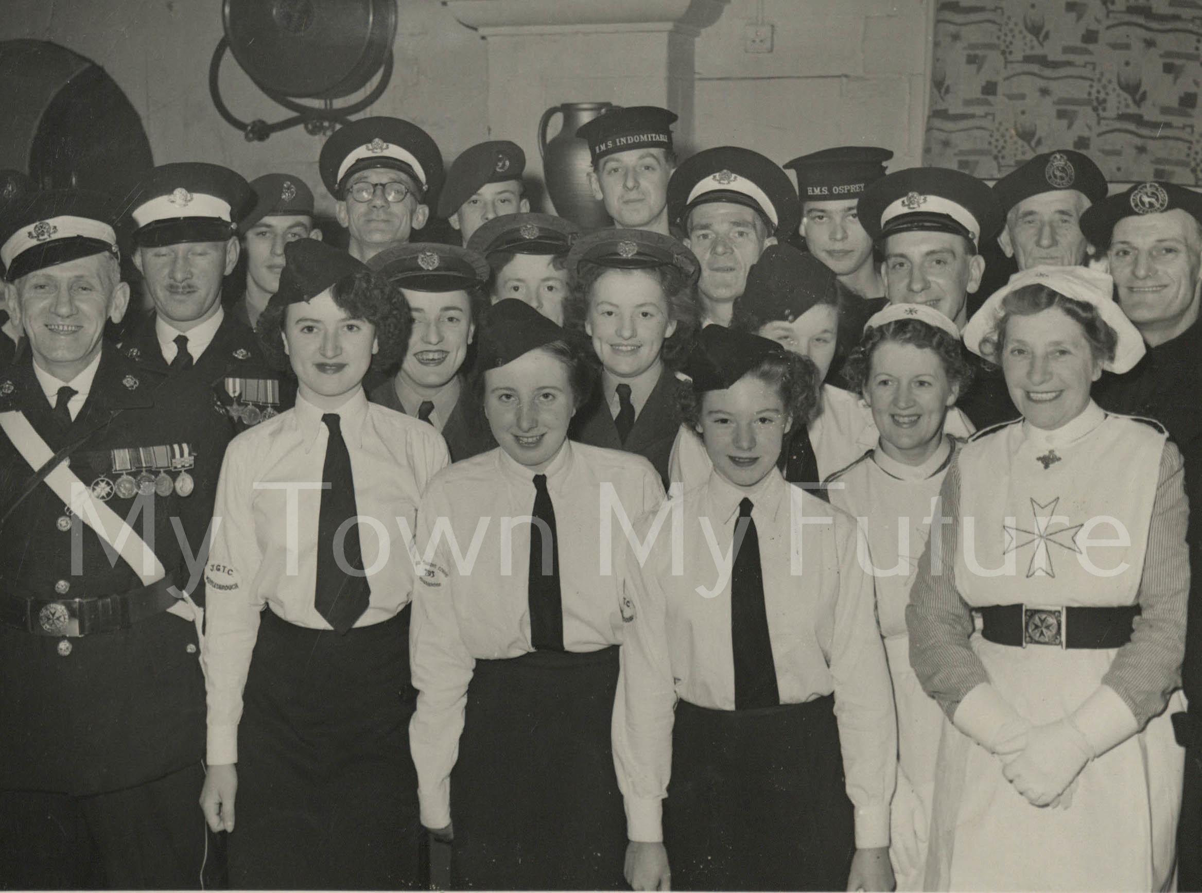 Royal British Legion Festival Of Rememberance 1953