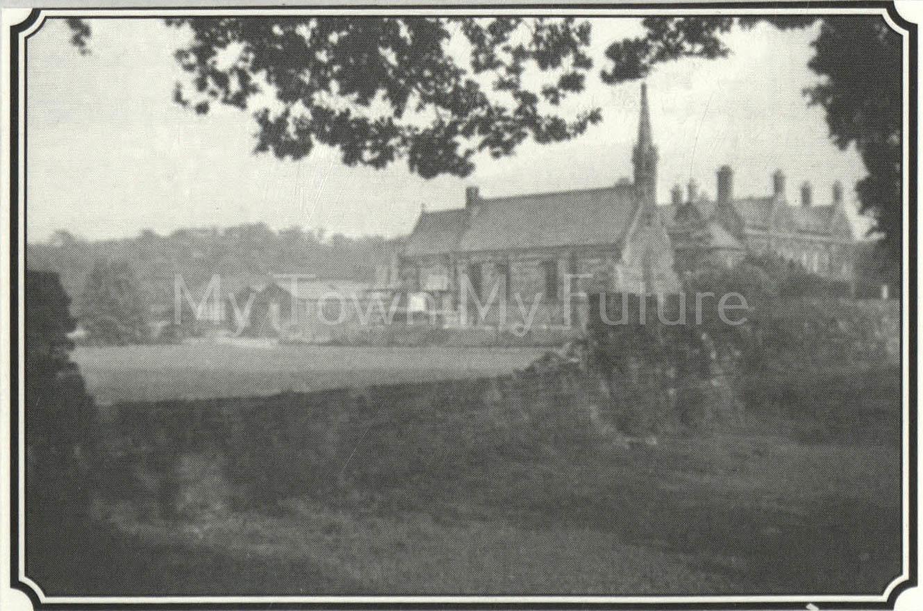 St Mary's Church Acklam, 1956, Charles McNab