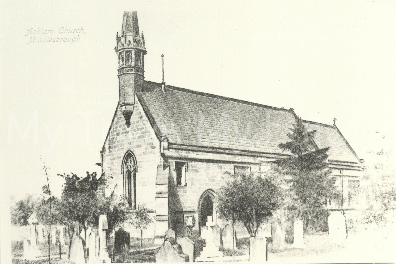 St Mary's Church Acklam