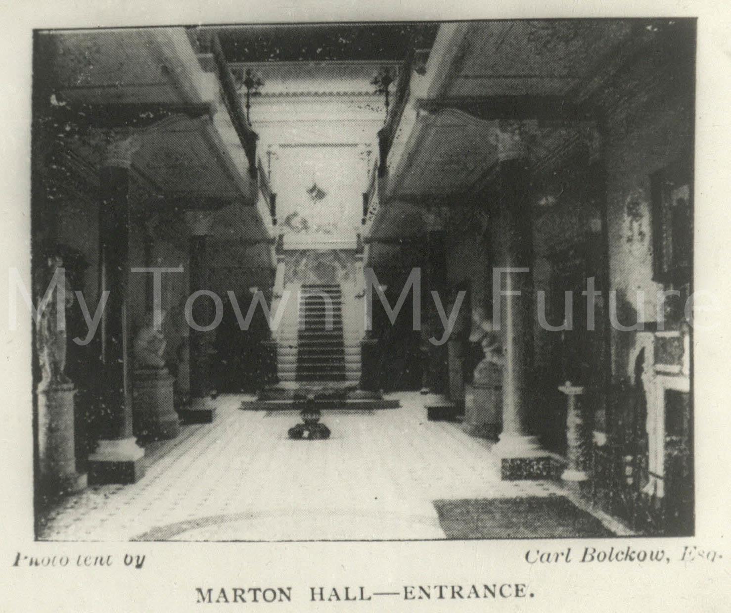 Marton Hall Stewart Park