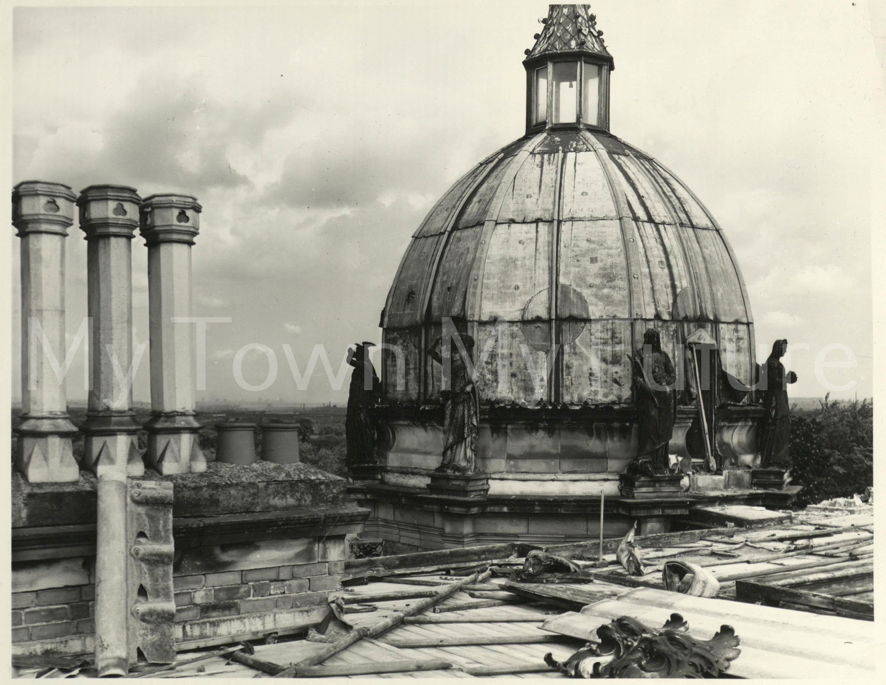 Marton Hall Stewart Park 1960