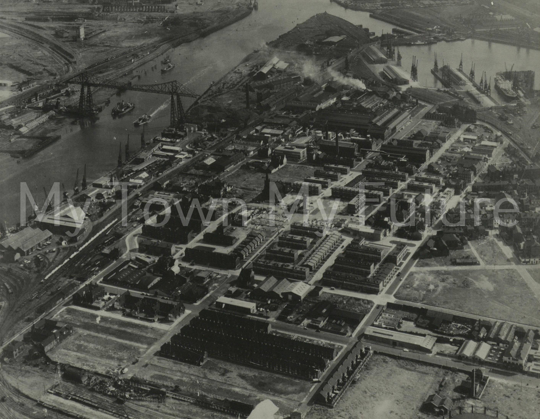 Middlesbrough St Hilda's 1970