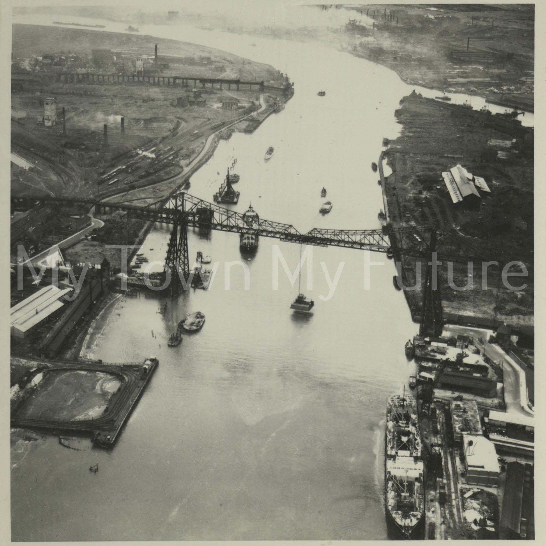 Transporter Bridge, 1979
