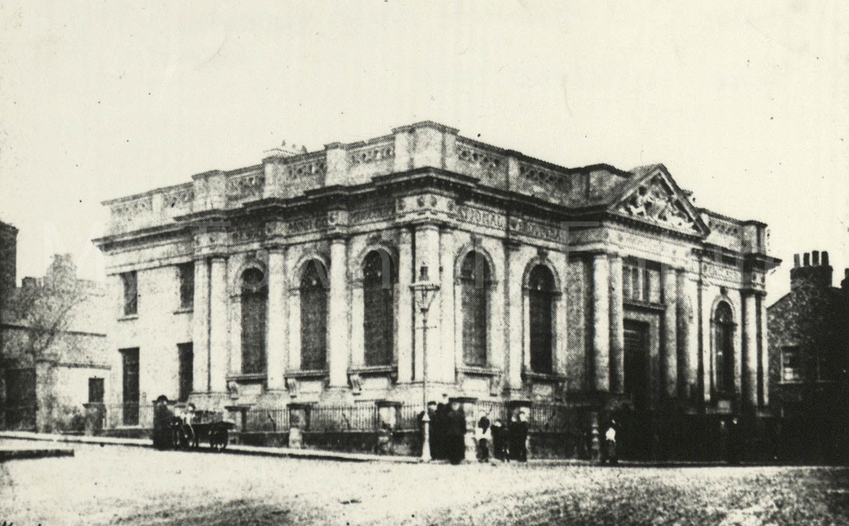 National Provincial Bank, Cleveland Street (Later Cleveland Club)