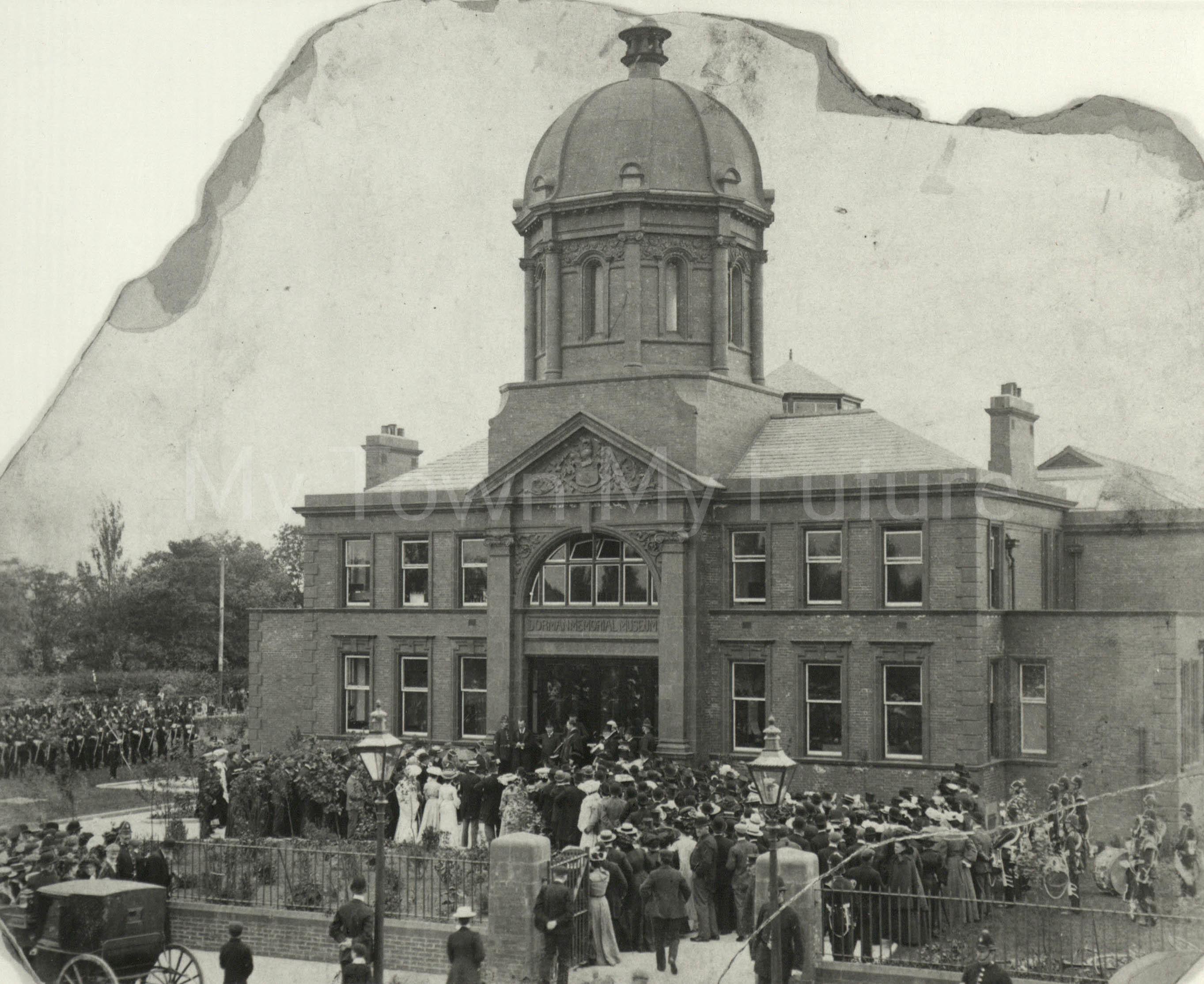 Dorman Museum Opening, 1904