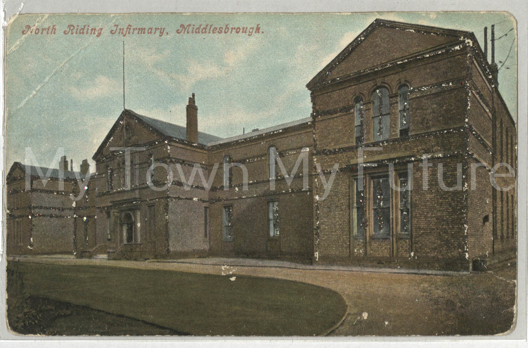 Middlesbrough North Riding Infirmary
