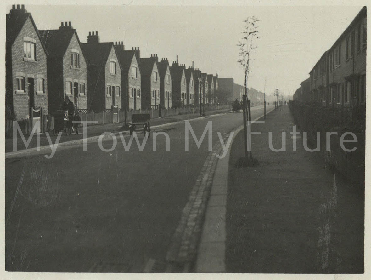 Valley Road, Middlesbrough.