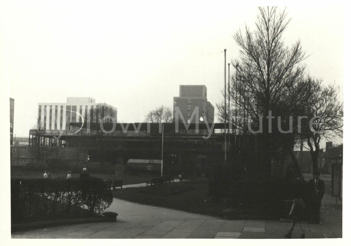Law Courts, Victoria Square, 1970