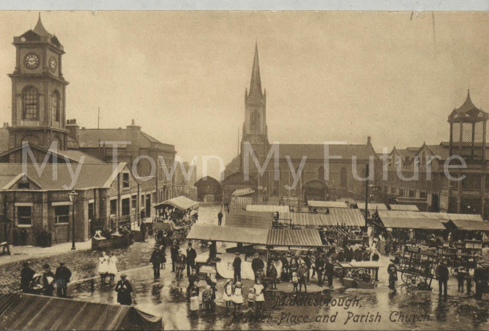 Market Place,St Hilda's