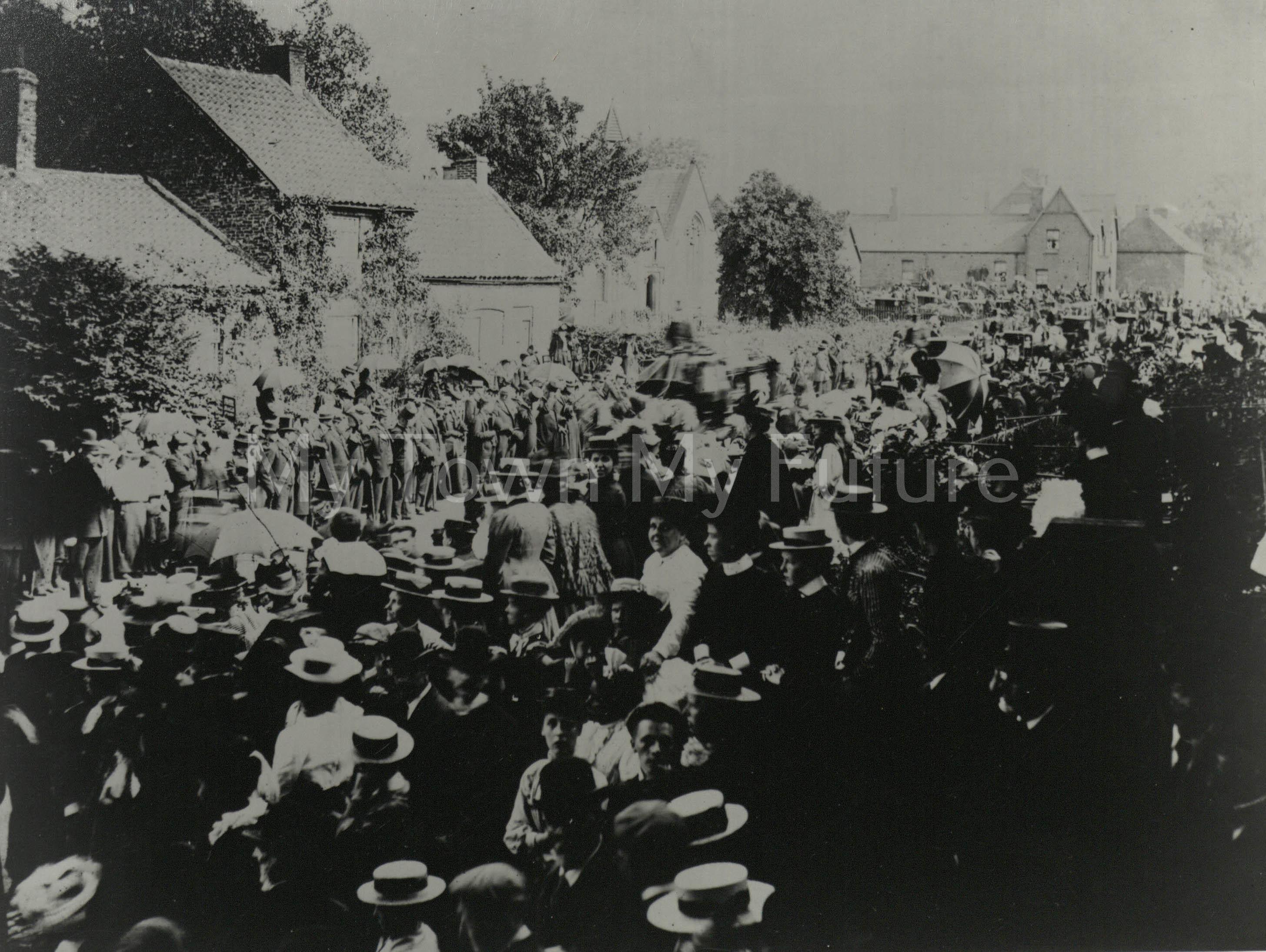 Sir Raylton Dixon, funeral