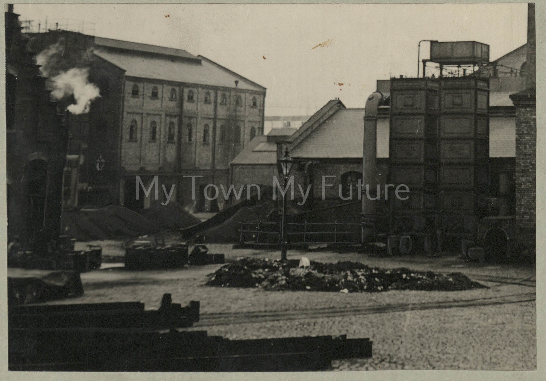 Gas Works 1938