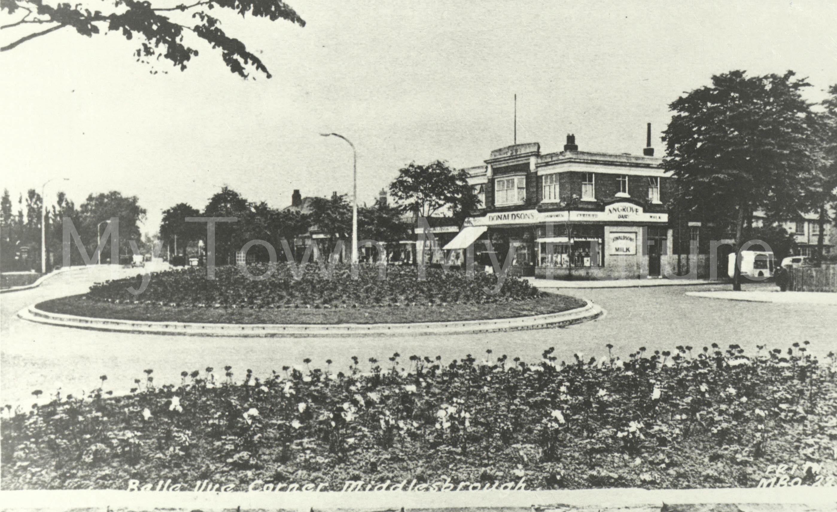 Marton Road,Belle Vue Roundabout