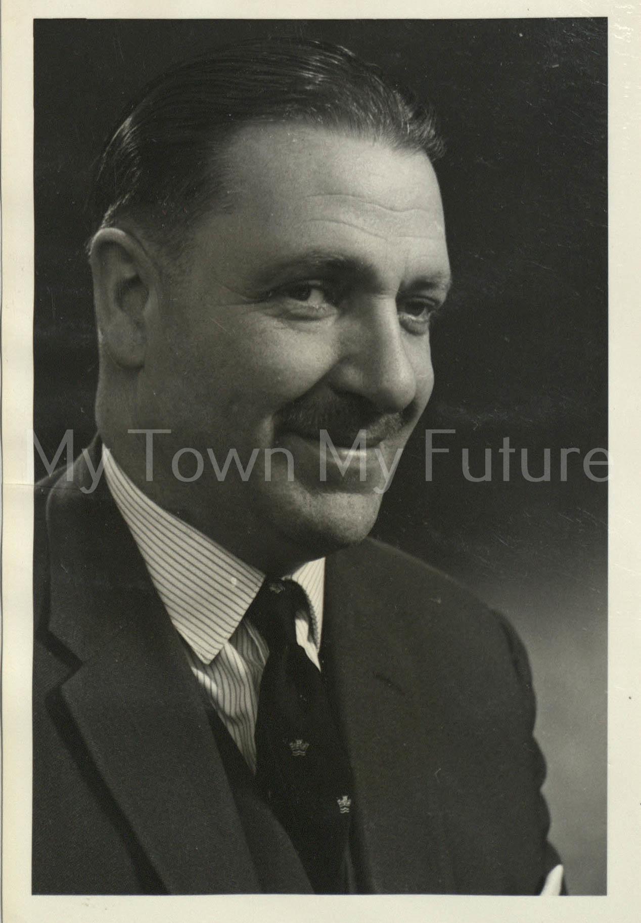 Dr S .Jenkin Evans Industrial Eisteddford