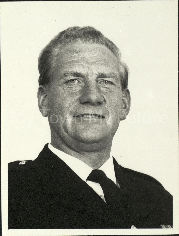 Chief Supt Harry English 18 November 1976
