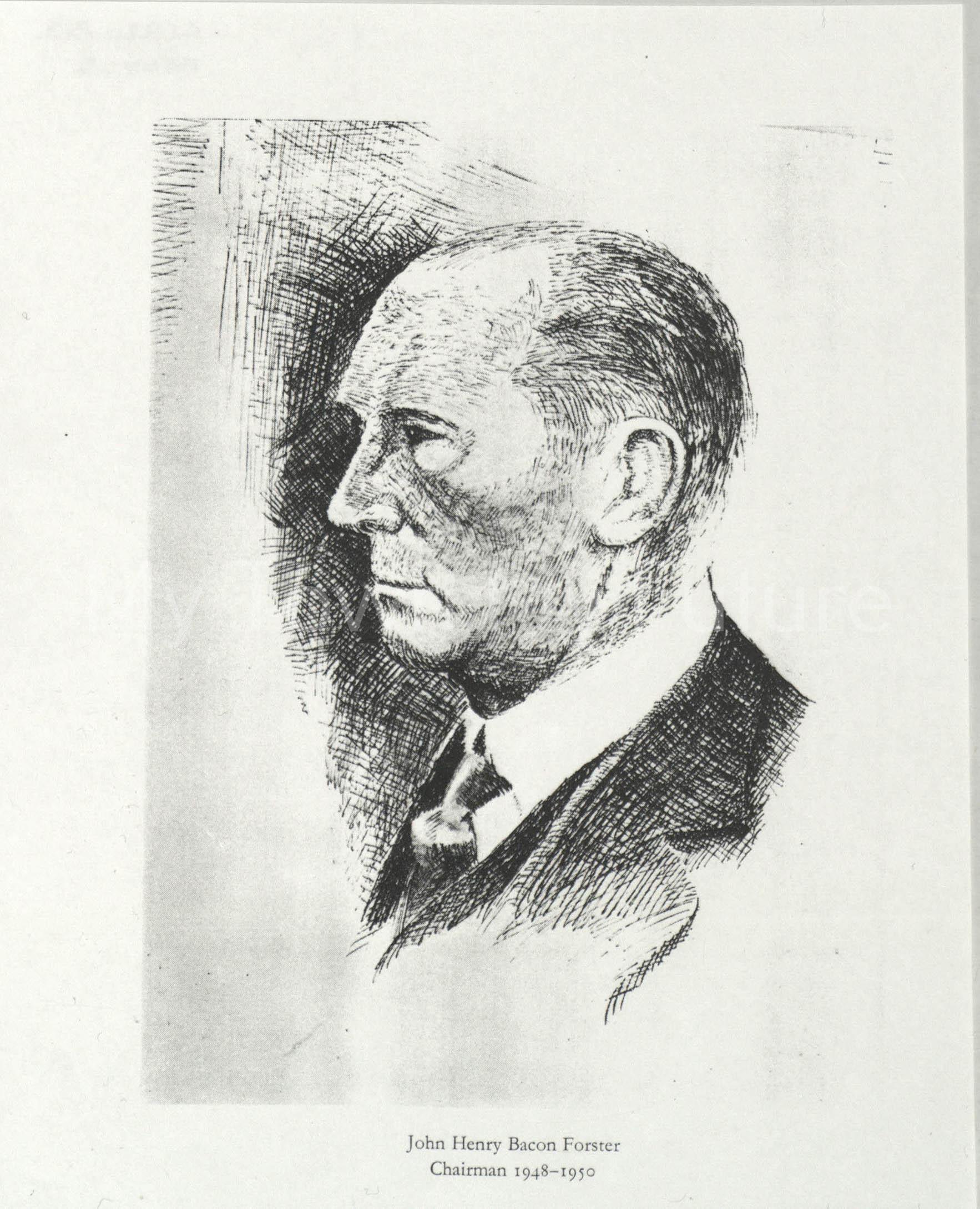 John Henry Bacon Forster