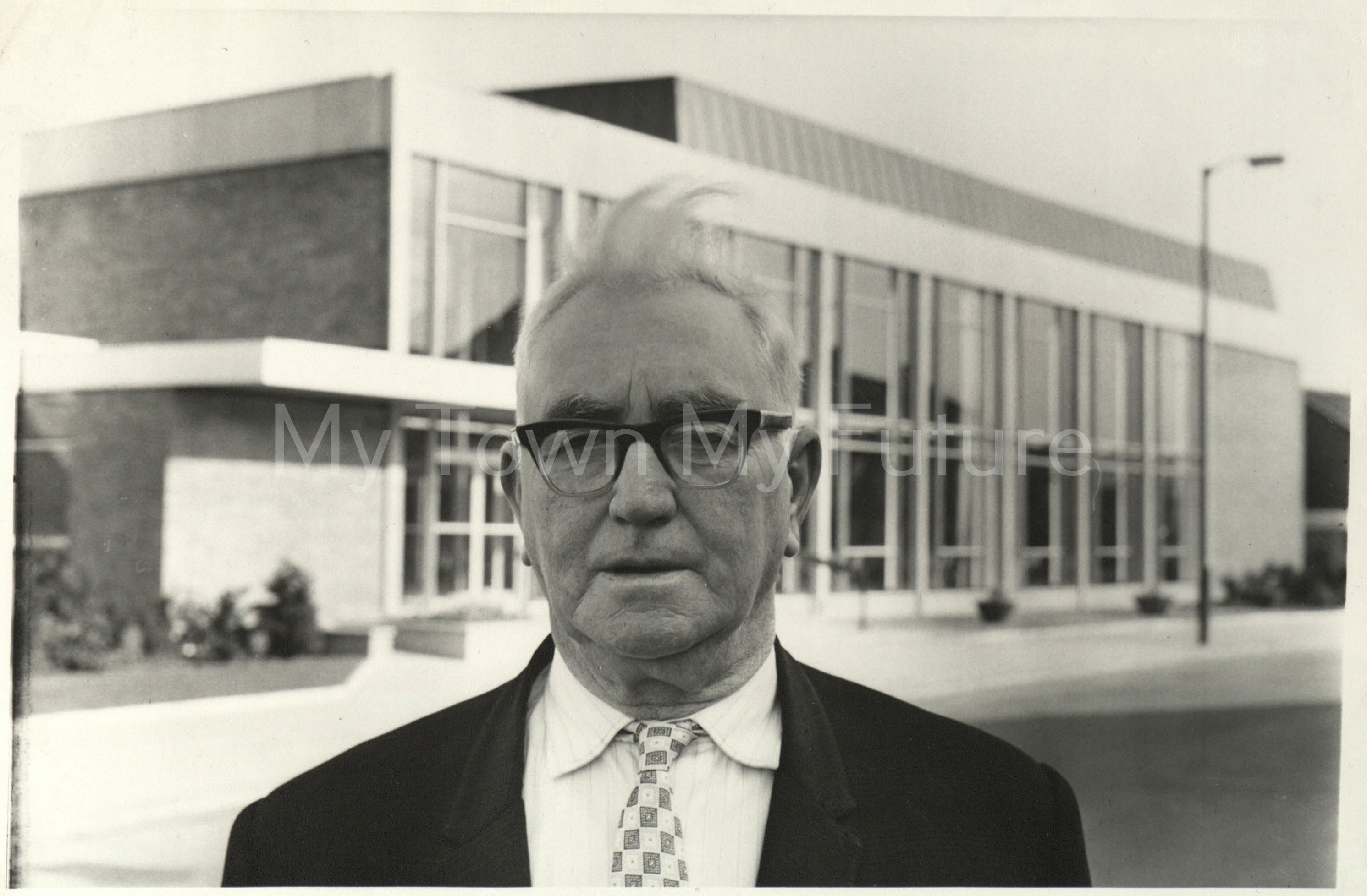 Councillor James Finegan