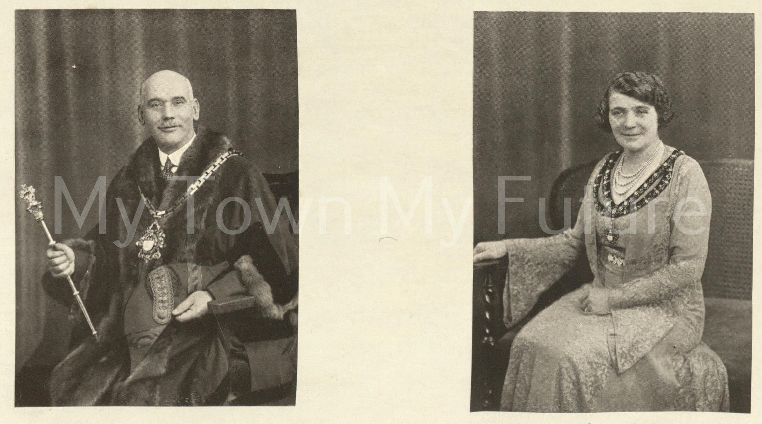Councillor A .Elstrop J.P