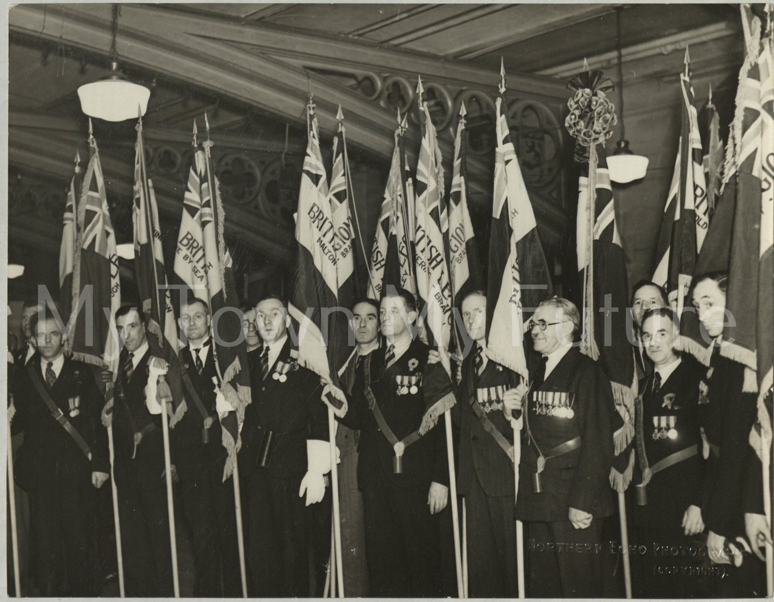 Royal British Legion Festival Of Remembrance 1938