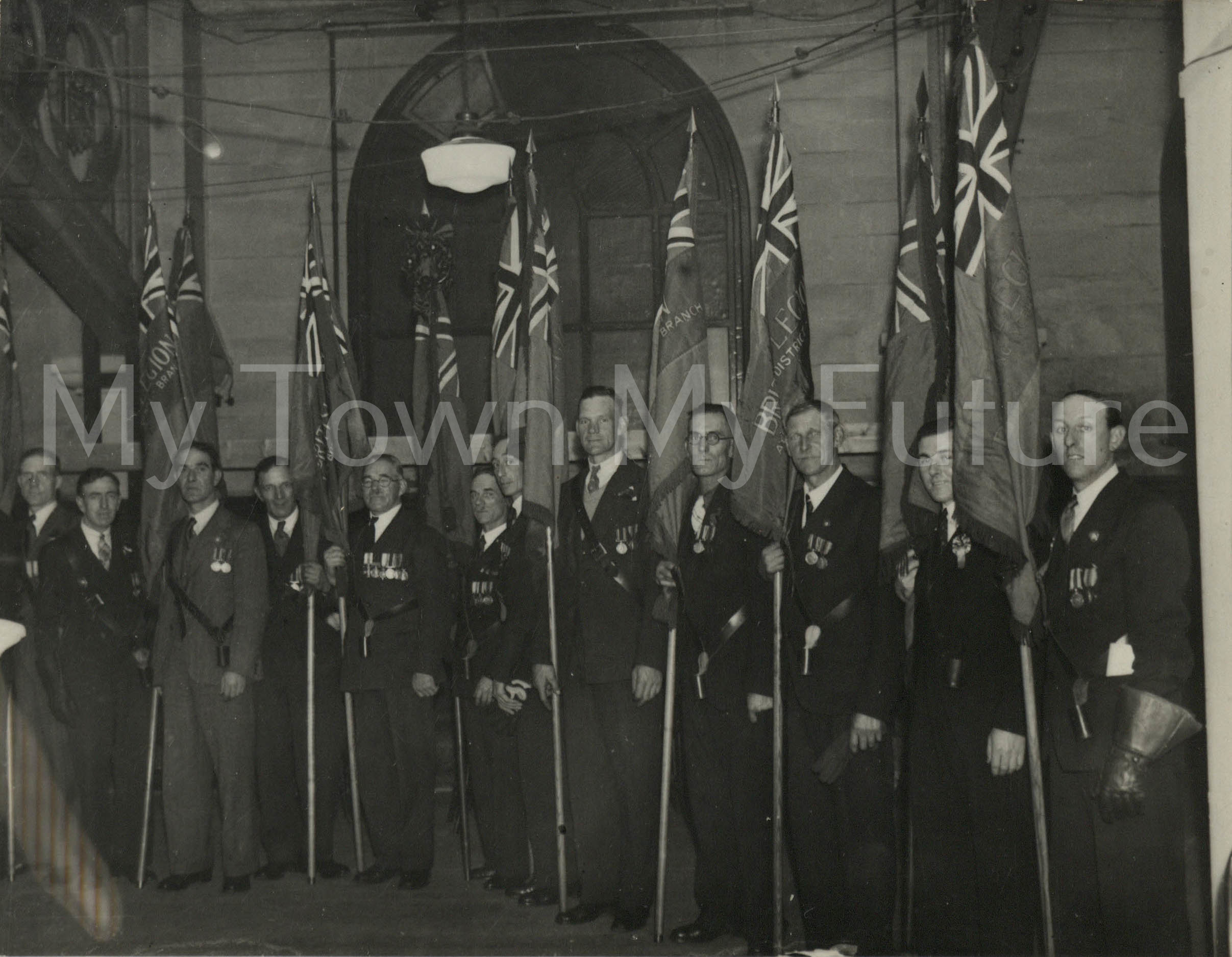 Royal British Legion Festival Of Remembrance 1938